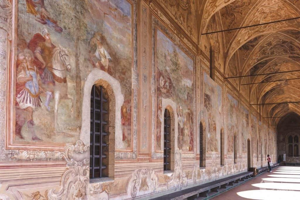 Mosteiro de Santa Clara, Nápoles