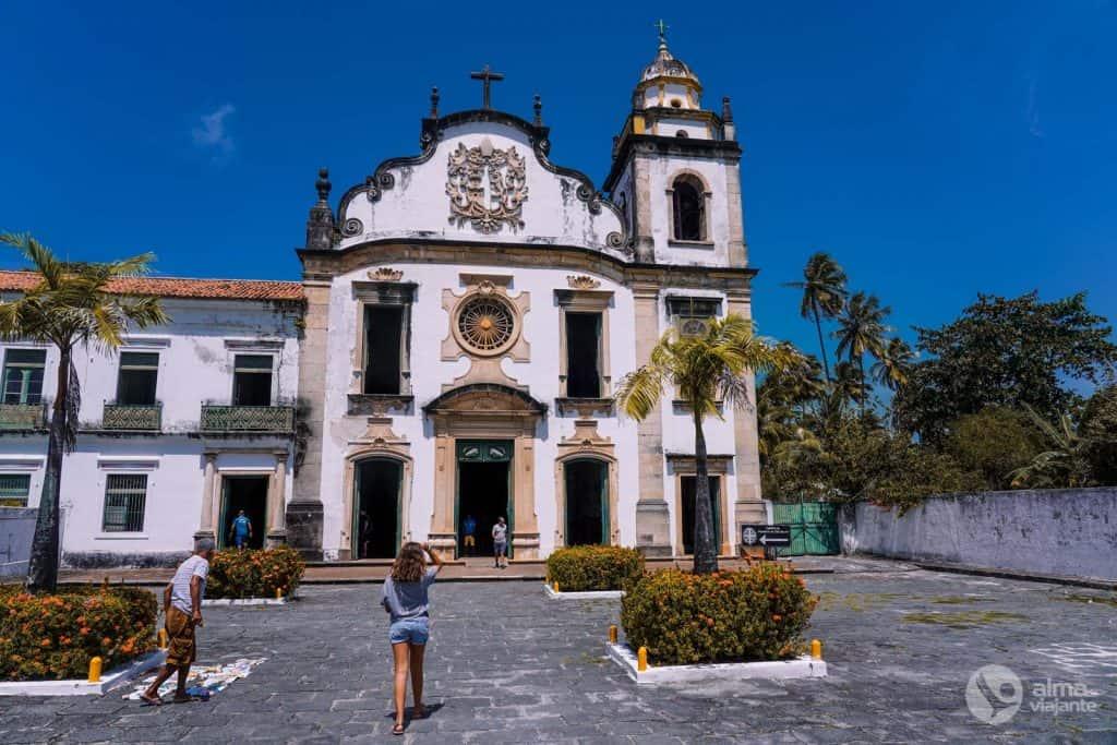 O que visitar em Olinda: Mosteiro de São Bento