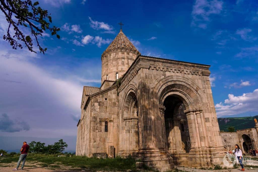 Mosteiro de Tatev, Arménia