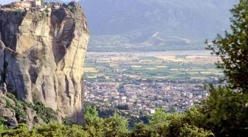 Meteora, os mosteiros suspensos da Grécia