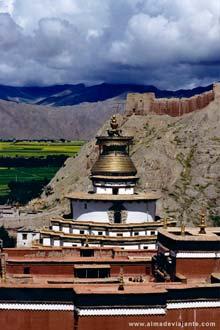 Mosteiro de Gyantse, Tibete