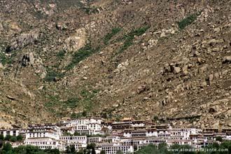 Drepung, Tibete