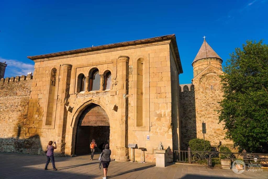 Património UNESCO: Svetitskhoveli