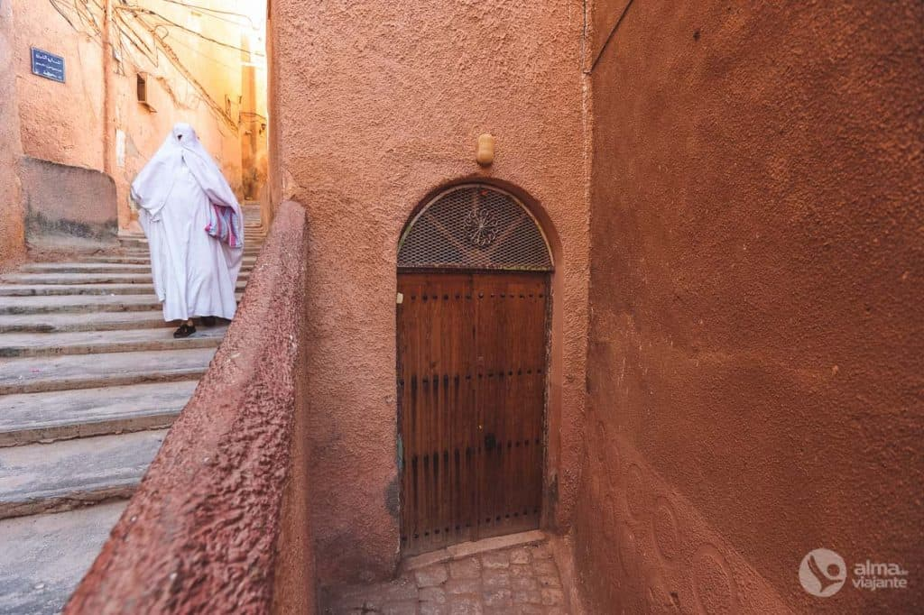 Mulheres de branco Ghardaia