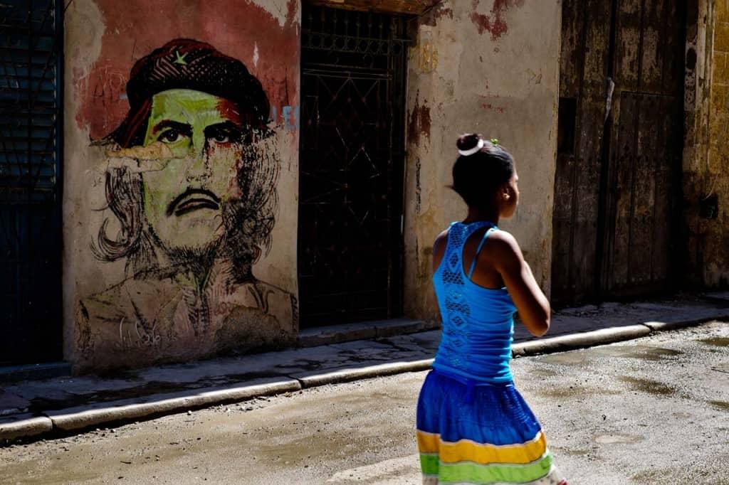 Mural de Che Guevara