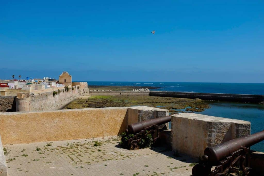Muralles portugueses d'El Jadida (abans Mazagão)