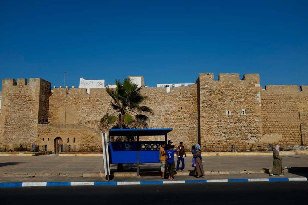 Muralhas de Safi, Marrocos