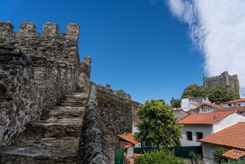 Muralhas de Bragança