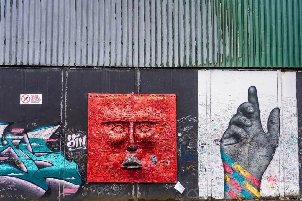 Walls of Peace Belfast