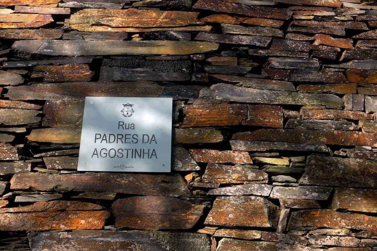 Muro de xisto
