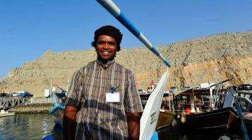 Passeio de dhow pelo fiorde Khor Sham (Musandam)