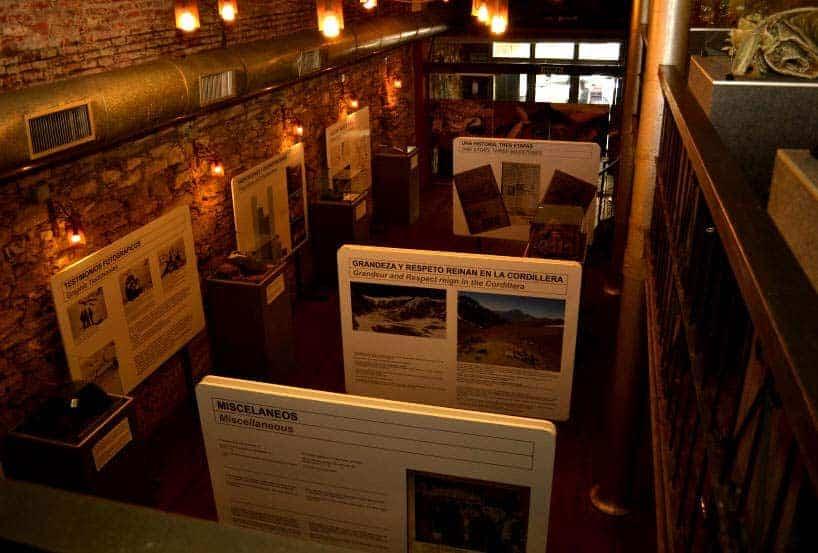 """Ką daryti Montevidėjas: """"Museo Andes 1972"""""""
