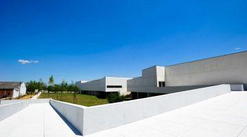 Visita ao Museu de Arte Contemporânea Nadir Afonso, em Chaves