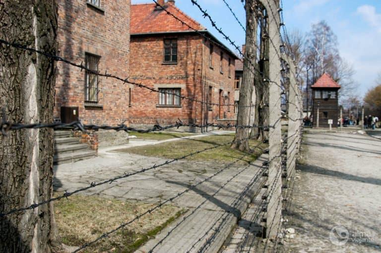 Campo de concentração de Auschwitz-Birkenau, Polónia