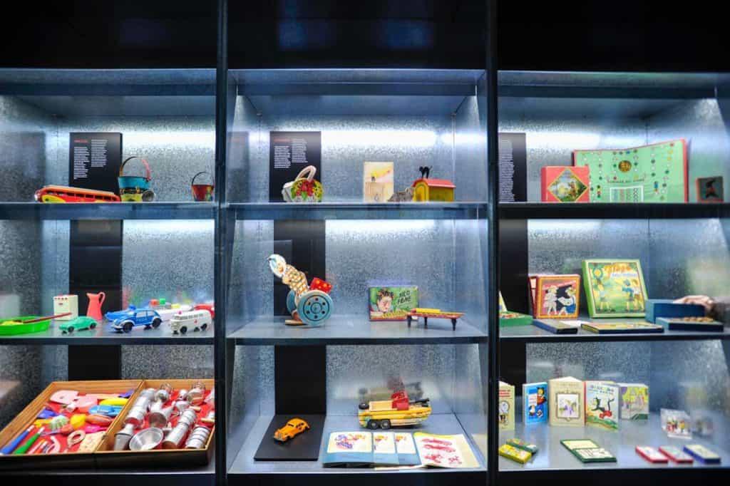 Visitar Museu do Brinquedo Português