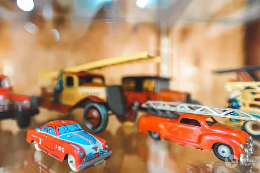Toimige Vallettas: külastage mänguasjamuuseumi