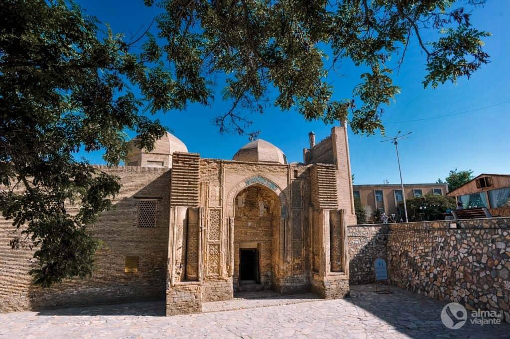 O que visitar em Bukhara: Museu das Carpetes