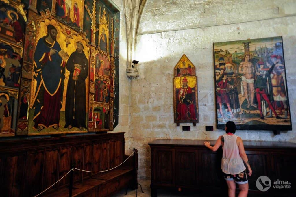Sala do Capítulo, Catedral de Palma de Maiorca
