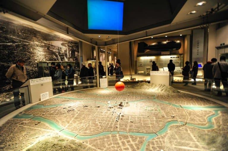 Museu da Paz, Hiroshima