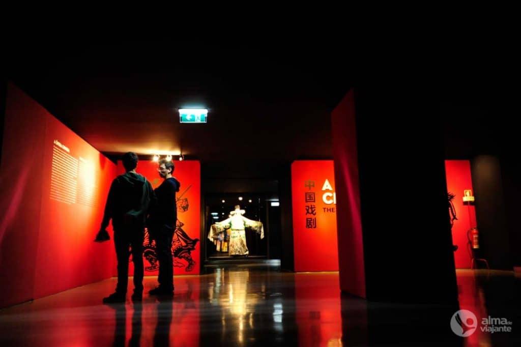 Rytų muziejus: kinų operos teatras