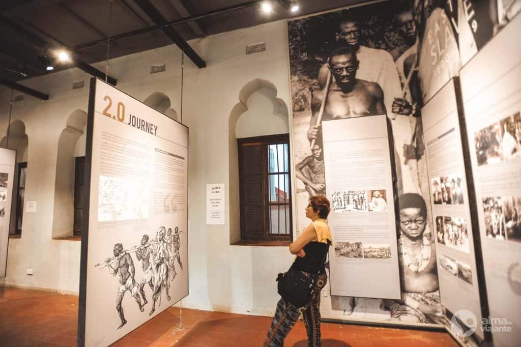 Stone Town Slavery Museum (Zanzibar)