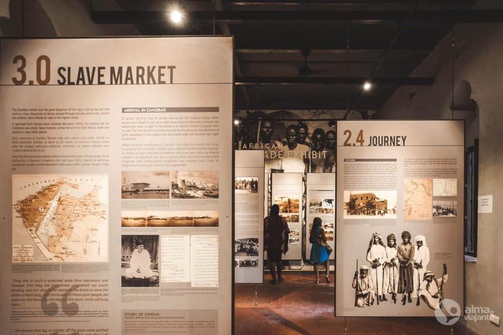 Museu da Escravatura Stone Town