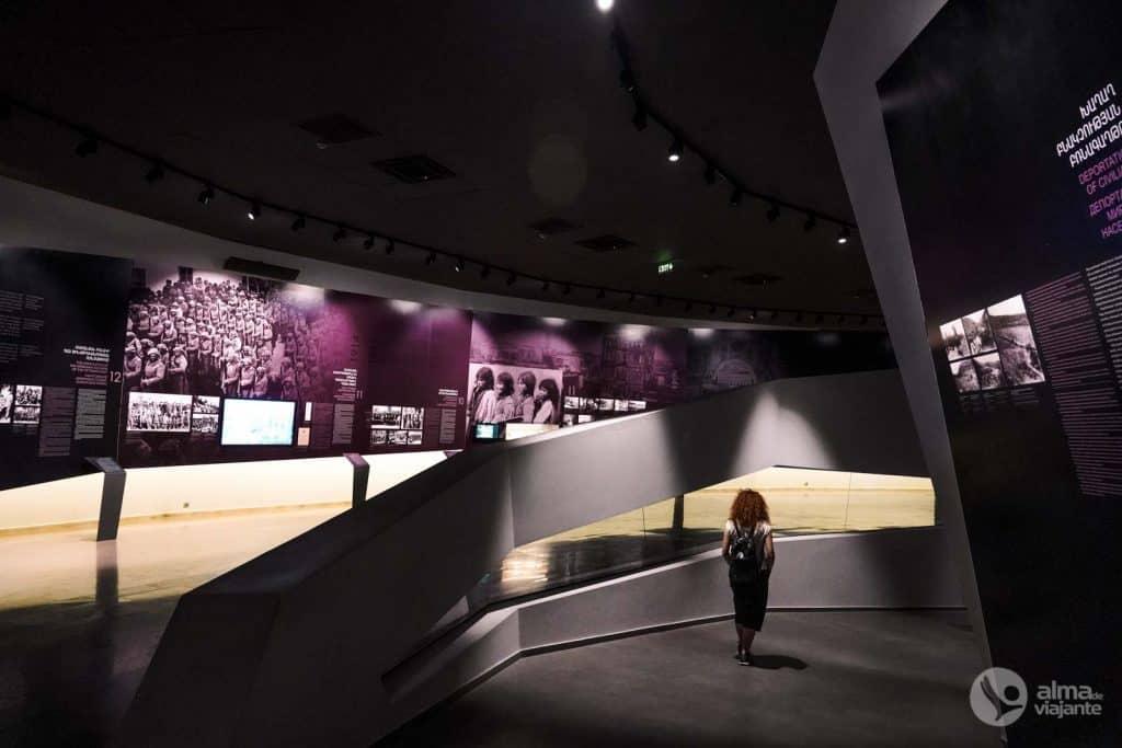 Museu do Genocídio, Yerevan