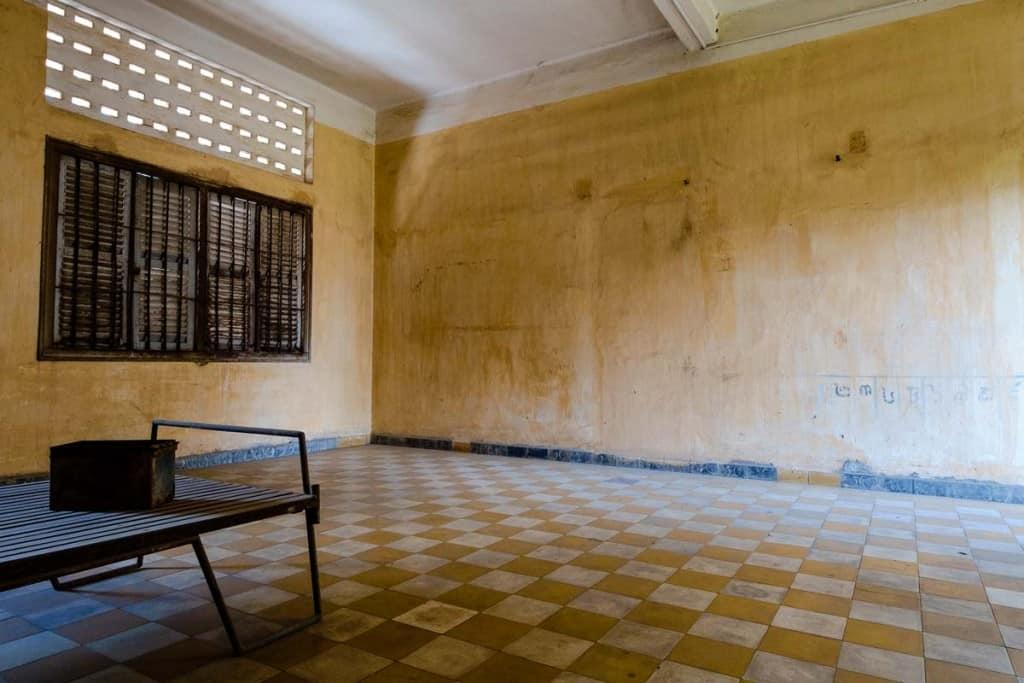 Museu do Genocídio Tuol Sleng