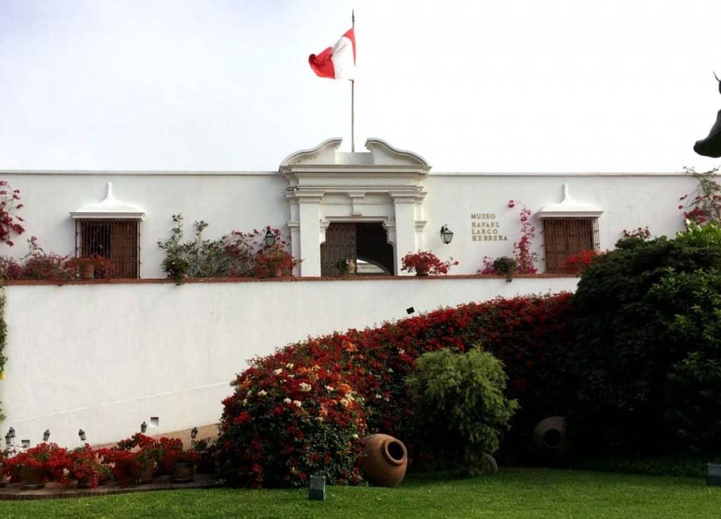 O que fazer em Lima: Museu Larco