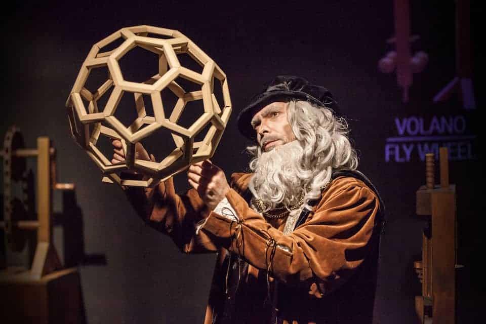 Melhores atrações de Florença: Museu Leonardo da Vinci