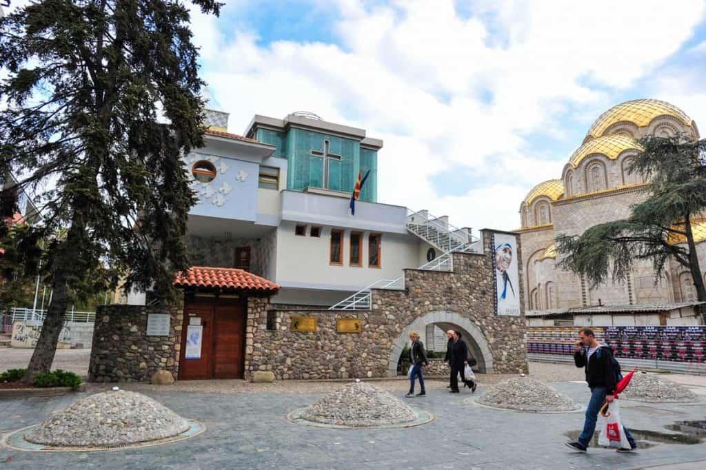 Museu Madre Teresa, Skopje