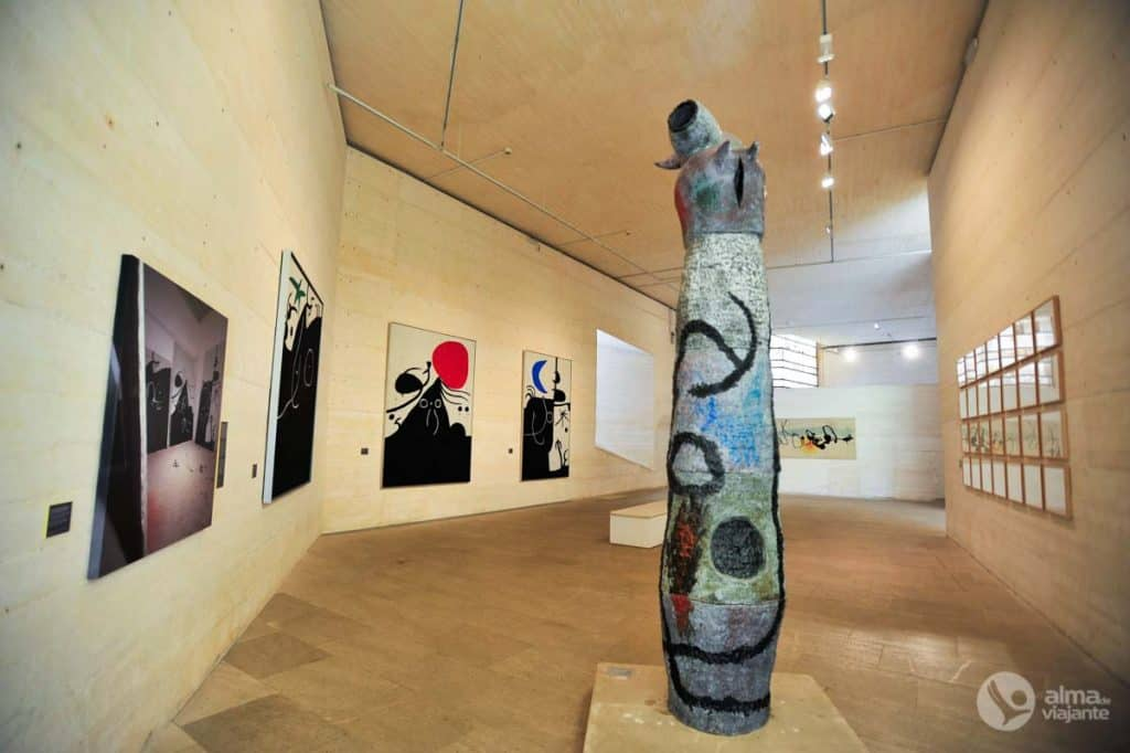 O que fazer em Maiorca: Museu da Fundação Pilar i Joan Miró