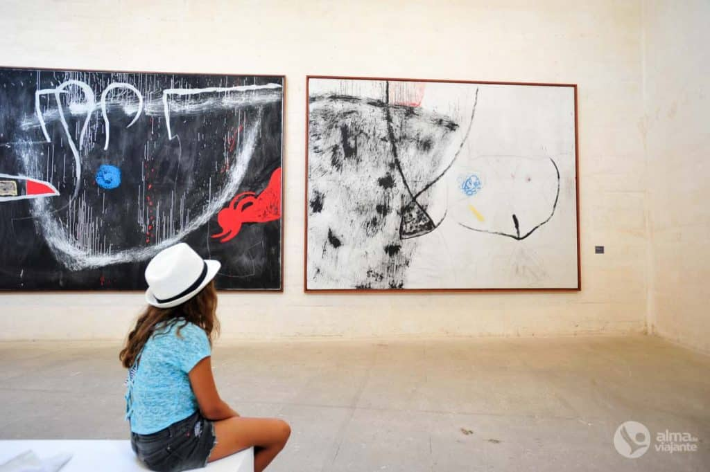 Museu de Miró Palma de Maiorca