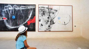 Museu da Fundação Pilar i Joan Miró, a maior surpresa de Palma de Maiorca