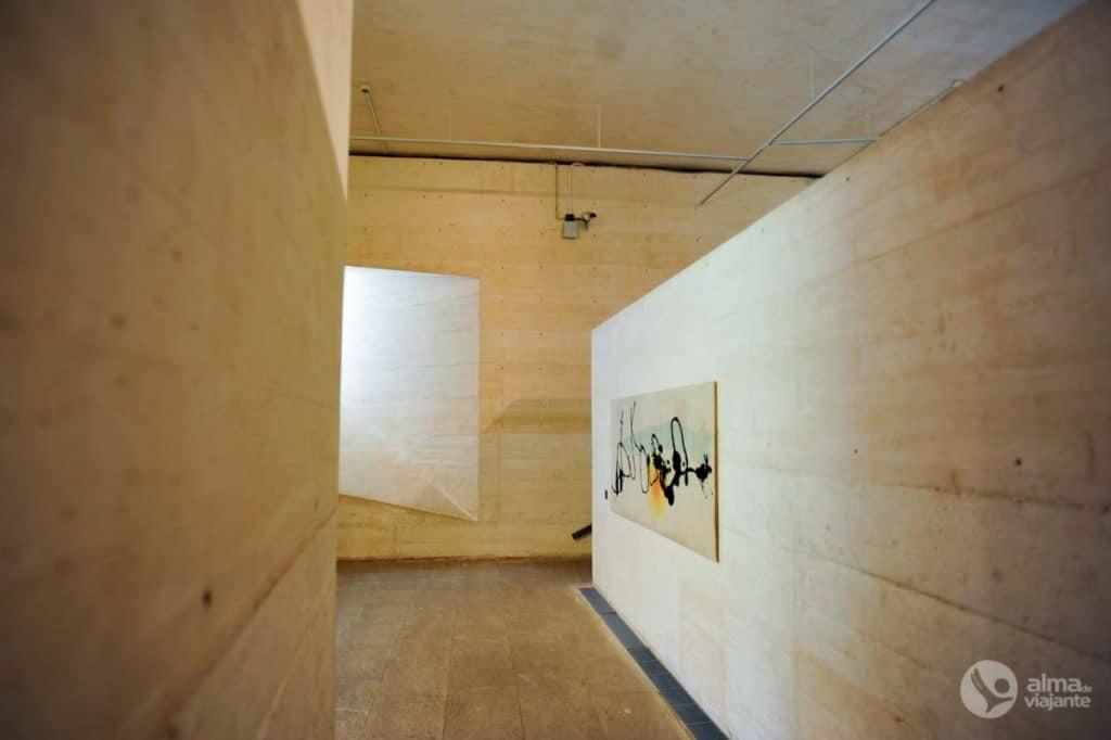 Muziejaus architektas: Rafael Moneo