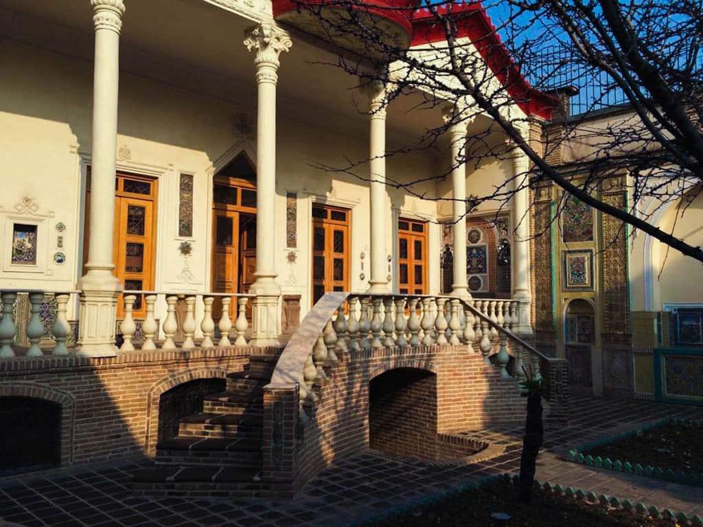 Moghadamo muziejus, Teheranas