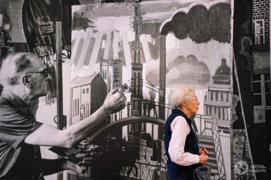 O que fazer em Haia: visitar Gemeentemuseum