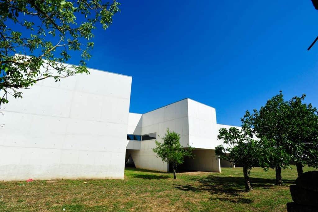 Museu de Arte Contemporânea, do arquiteto Siza Vieira