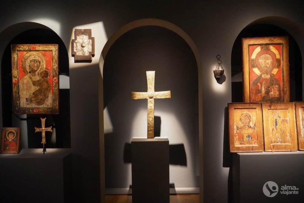 O que fazer em Mestia: Museu de História e Etnografia de Svaneti