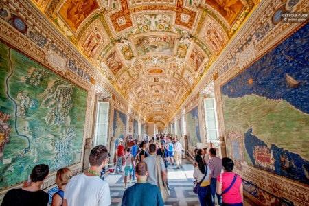 Atrações em Roma: Museus do Vaticano