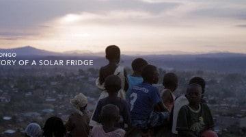 Na República Democrática do Congo, a história de um frigorífico solar