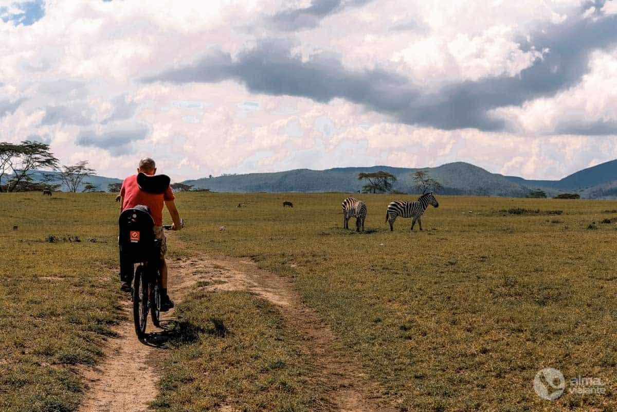 Património Mundial no Quénia: Grande Vale do Rift