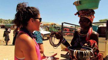 Namibe por quem lá vive: Inês Monteiro