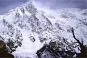 Vista do Nanga Parbat, Paquistão