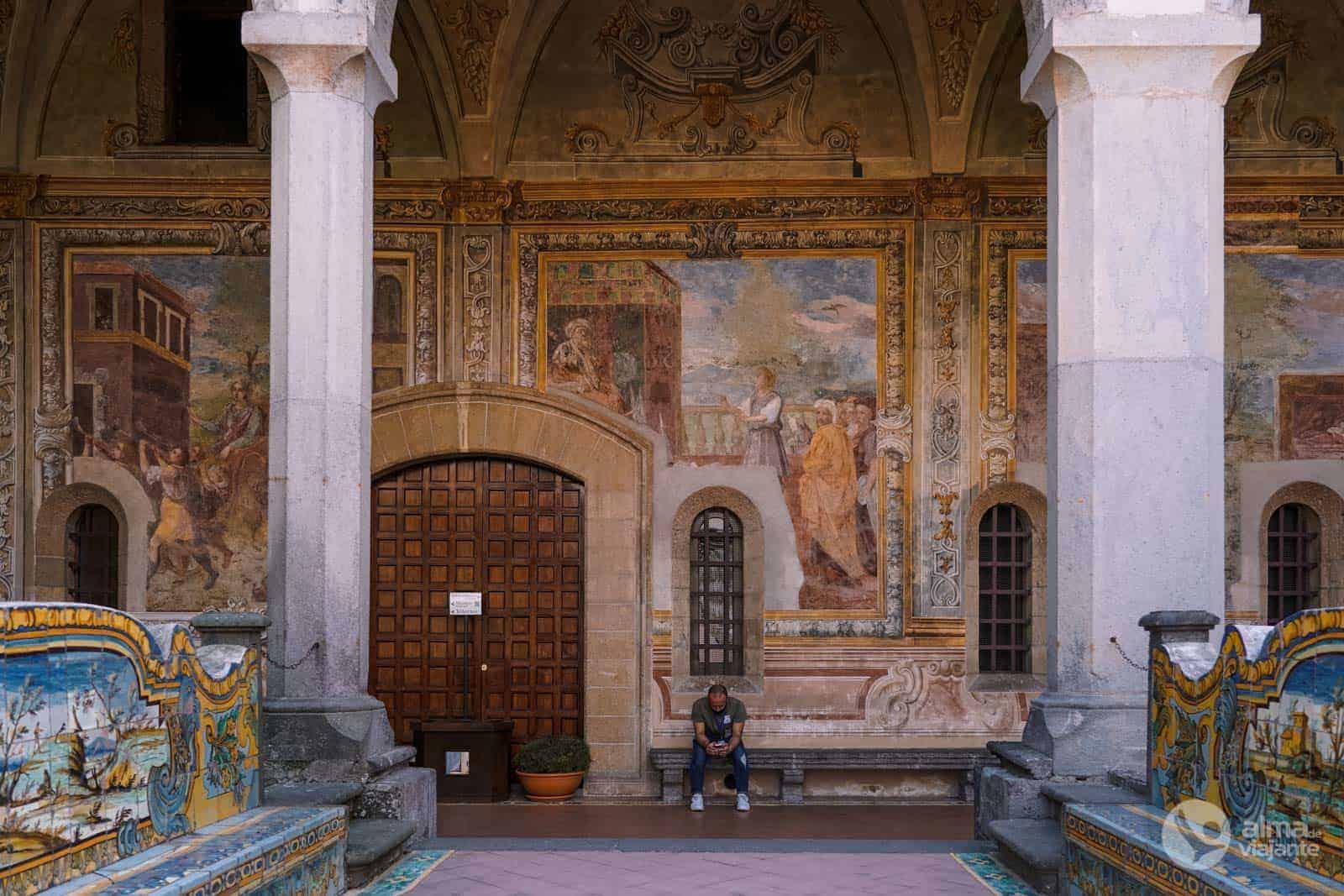Santa Clara klosteris, Neapole