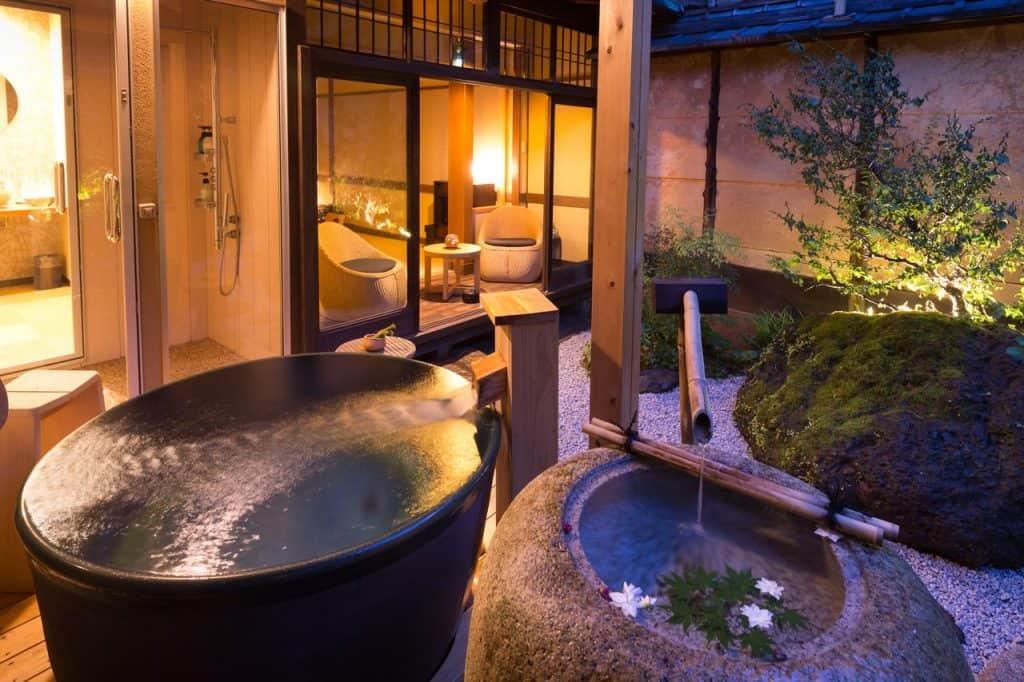 Melhores ryokans de Kyoto: Nazuna Kyoto Nijo-jo