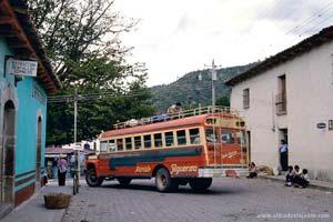 Sacapulas, província do Quiché, Guatemala