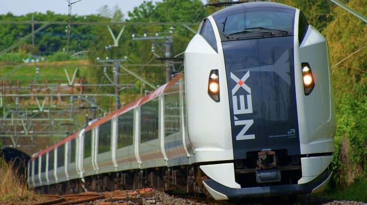 Como ir de Narita para Tóquio: Narita Express