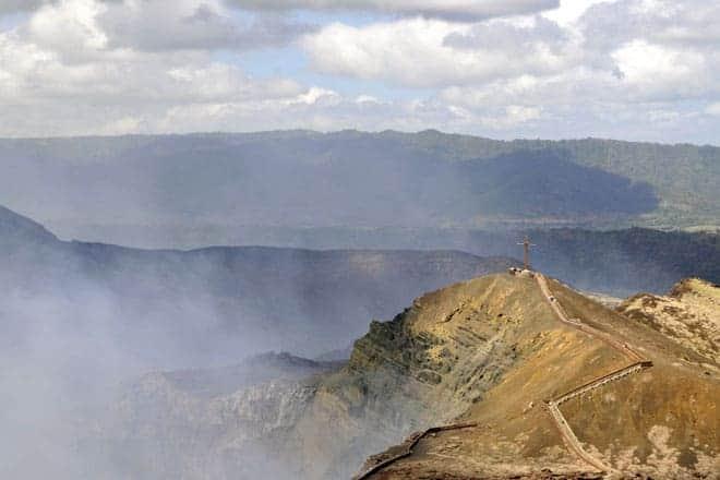 Parque Nacional do Vulcão Masaya, Nicarágua