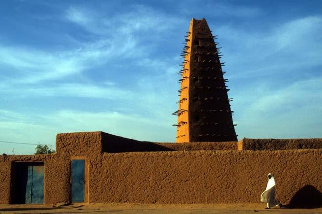 Adagez, Níger